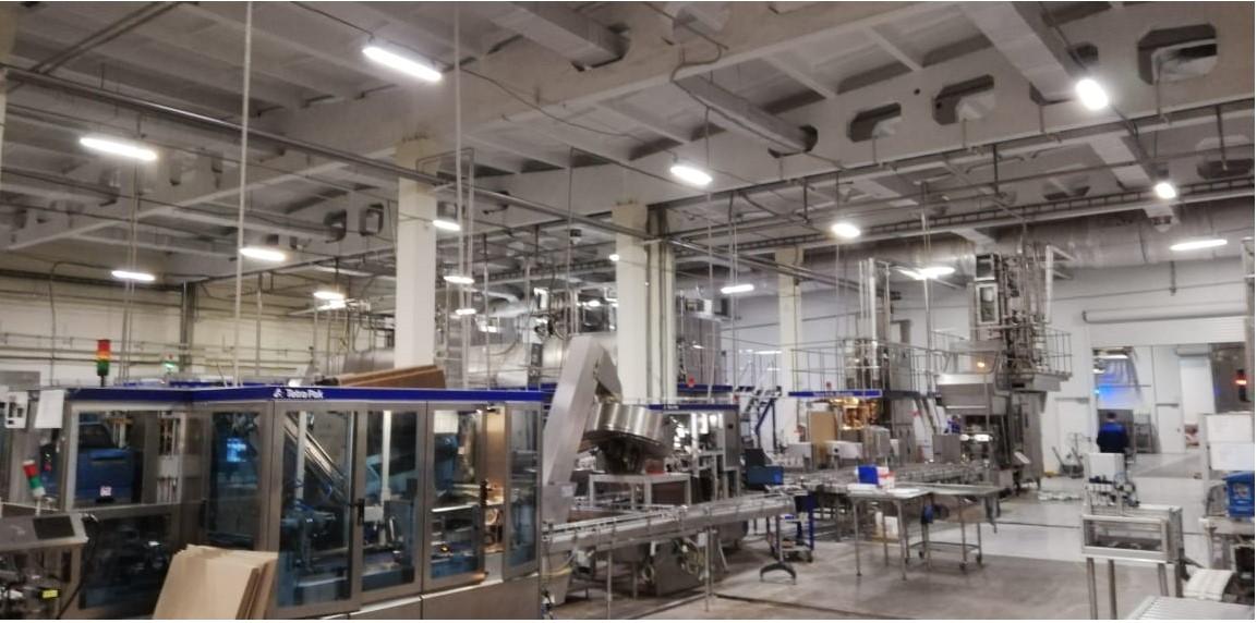 Производство электрических ламп и осветительного оборудования